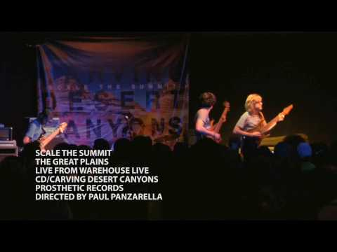 """SCALE THE SUMMIT """"The Great Plains"""" LIVE (HD) (CD Release Show)"""