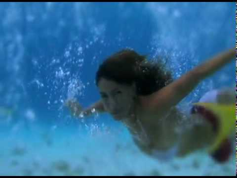 Underwater Demo Music Video - underwater scenes of Isla ...