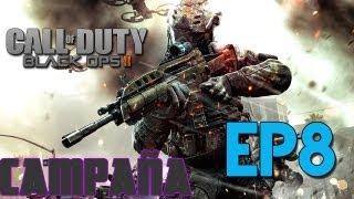 Black Ops 2 Campaña - Ep. 8 FINAL
