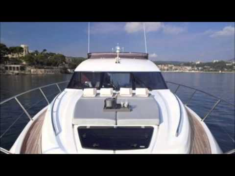 CALYPSO - Luxury Princess French Riviera Yacht Charter from Cannes or Antibes
