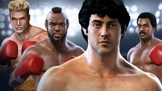Real Boxing 2 Rocky Gameplay and Review