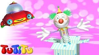 TuTiTu Toys   Clown