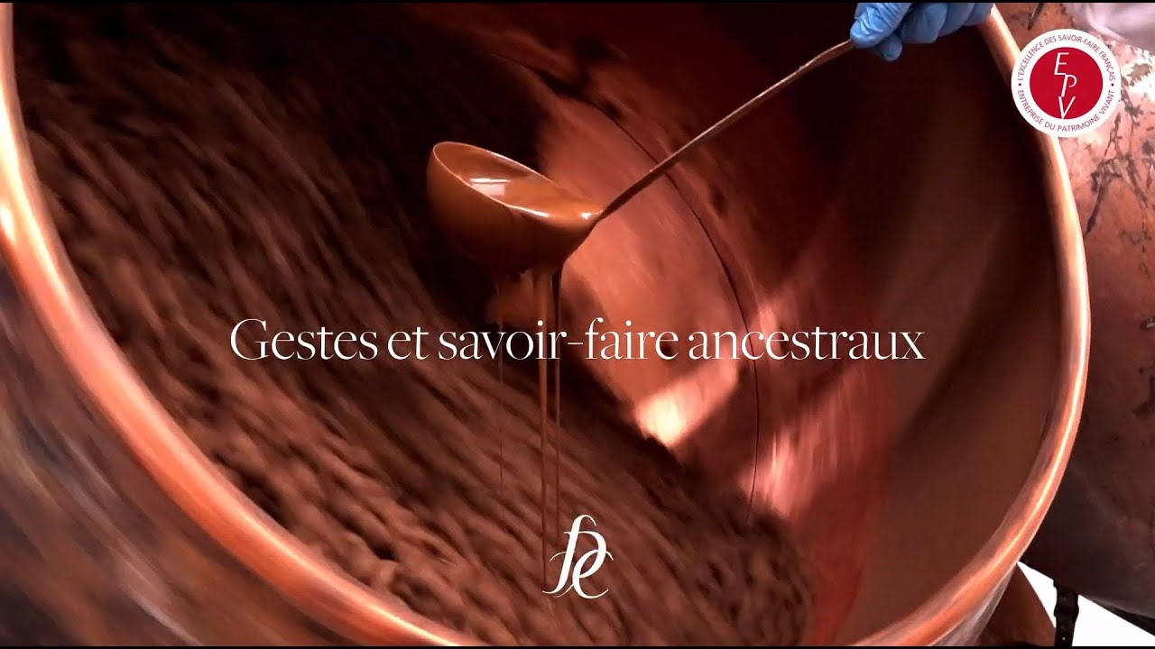 François Doucet Confiseur : Les 50 ans
