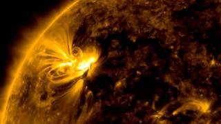 Solar time lapse; January 16th- 23rd.