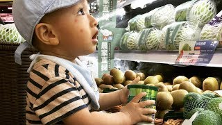 Funny Baby Moments while shopping - Funny Cutest Babies