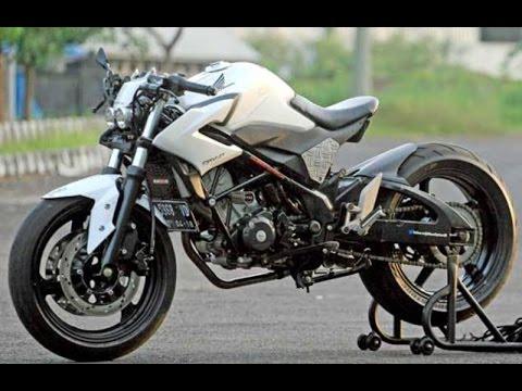 Cah Gagah | Video Modifikasi Motor Honda CB150R Street Fighter Keren Terbaru