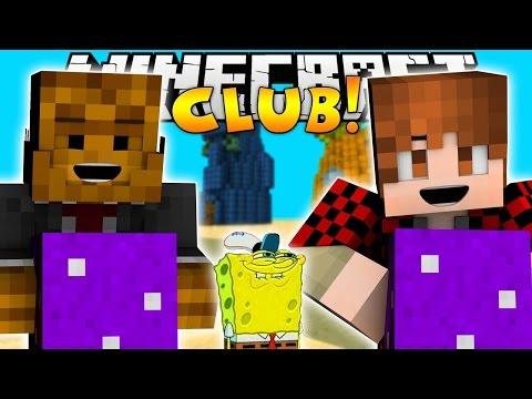 Minecraft Club - Building Bikini Bottom with Spongebob!