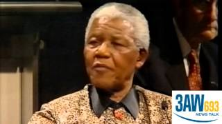 Nelson Mandela interviewed by Neil Mitchell - 2000