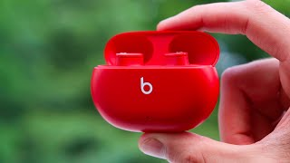 NEW Beats Studio Buds - [I disagree with other reviews]