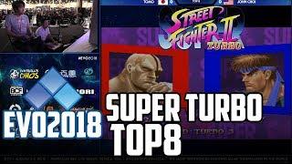 EVO 2018 SF2 ST TOP8 (TIMESTAMP) Renomd Tomo JohnChoi KMiller SilentScope98 Myung DigitalInfamy