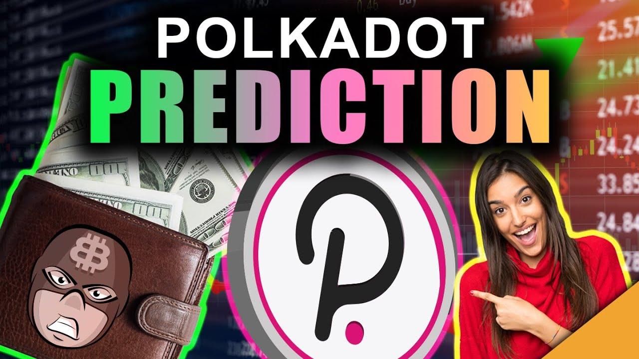 Why Polkadot WILL 13x SOON DOT Price Prediction YouTube