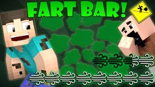 If a Fart Bar was Added to Minecraft thumbnail