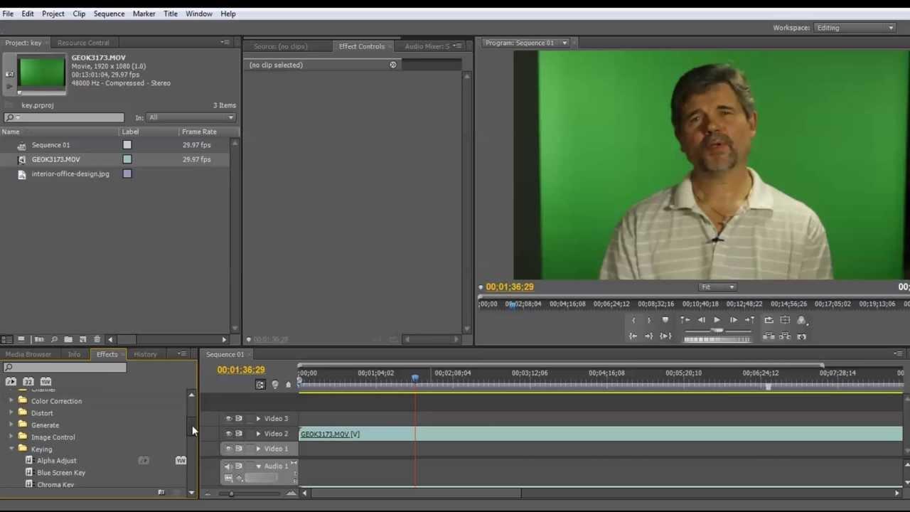 Программы для конфигурации фона видео