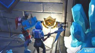 Secret Season 7 Week 7 Battlestar Location Guide (Snowball Challenges) - Fortnite Battle Royale