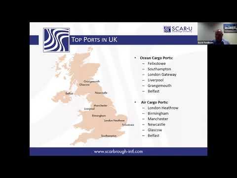 Ports in United Kingdom