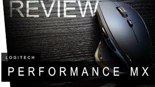 Logitech Performance MX Mouse (2015) - REVIEW
