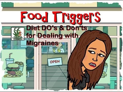 Migraines Diet & Cannabis