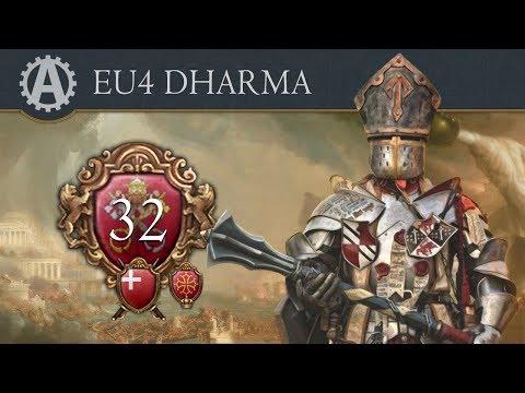 EU4 Dharma Battle Pope 32 Edited by LGS