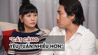 Toàn cảnh buổi họp báo của Kiều Minh Tuấn, Cát Phượng sau ồn ào với An Nguy