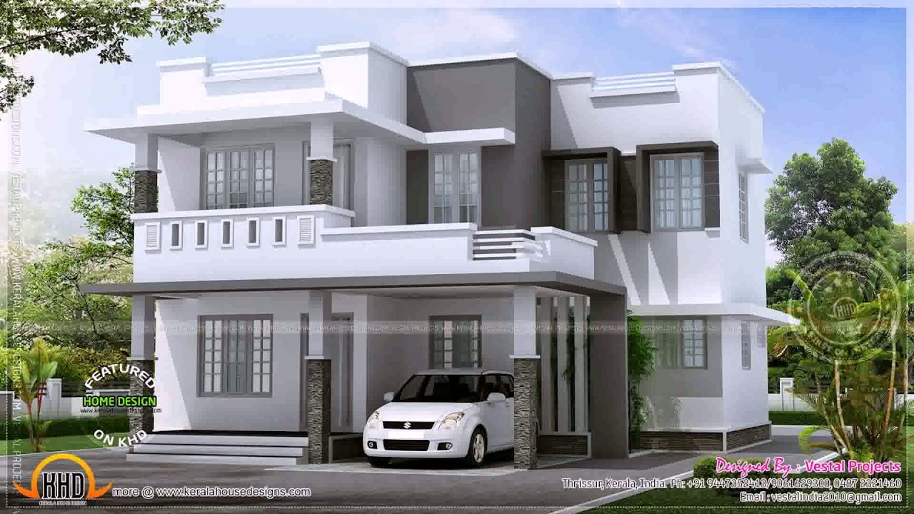 Simple house designs floor plans philippines youtube for House plan design philippines