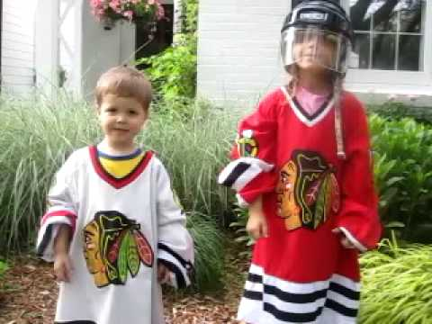 Here Come the Hawks, The Mighty Blackhawks 2010 083.MOV