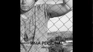 4. Vente conmigo - Mendoza [RIMA PERSONAL] 2013