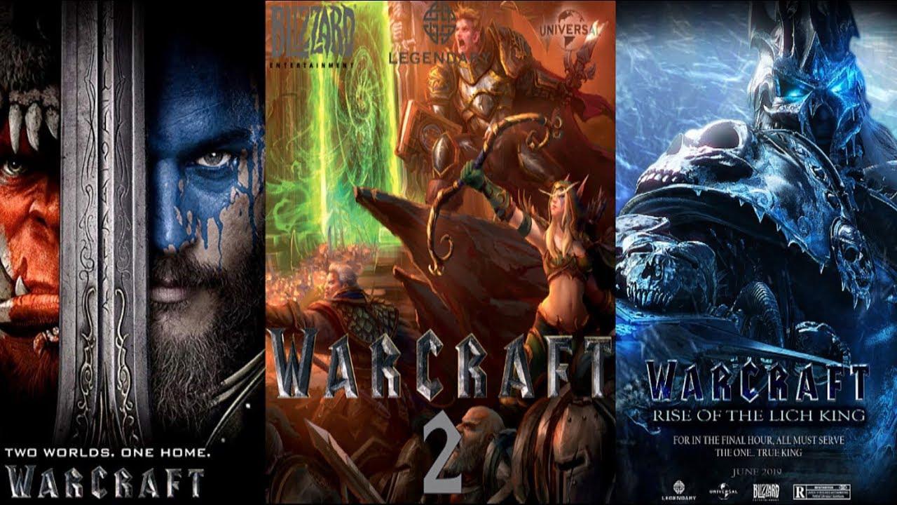 Y Que Pasa Con La Secuela De Warcraft Hablemos De La Pelicula Warcraft 2 Youtube