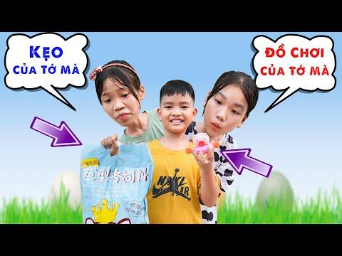 Cậu Bé Xấu Tính | Không Tự Ý Lấy Đồ Của Người Khác ♥ Minh Khoa TV