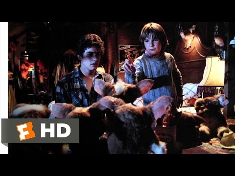 Gremlins (2/6) Movie CLIP - Multiplying...