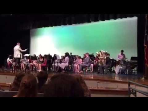 Springtown HS 2017 Band Concert