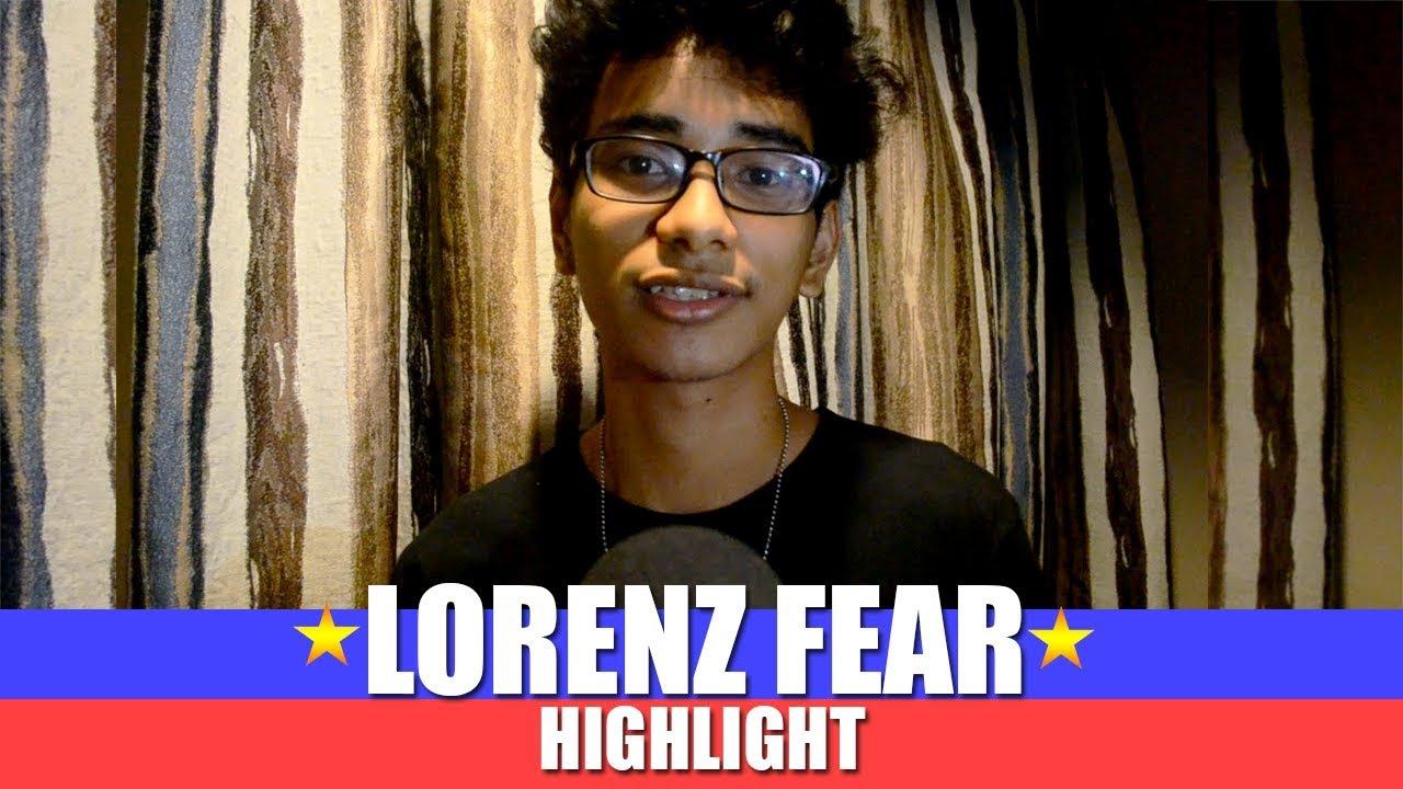 LORENZ FEAR   HIGHLIGHT