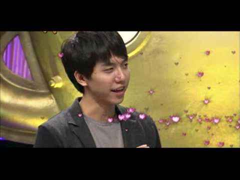 Lee Seung Gi - Because You're My Woman Ver.SH.E59.110111