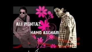 Ali Pishtaz Ft Hamid Asghari and Mori Zaare - Bihaya.wmv