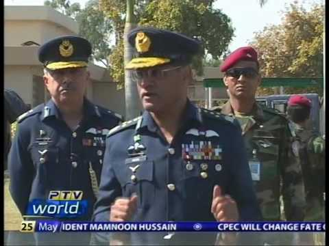 Defence & Diplomacy: Air Chief Interview
