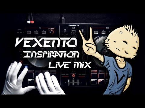 "CyberPixl Mix | Vexento ""Inspiration"" Live DJ Mix (Vexento Debut Album Live Mix)"