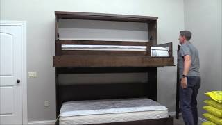 1 TON of rock salt vs Wilding Wallbeds Bunk Bed- Will It Hold It?