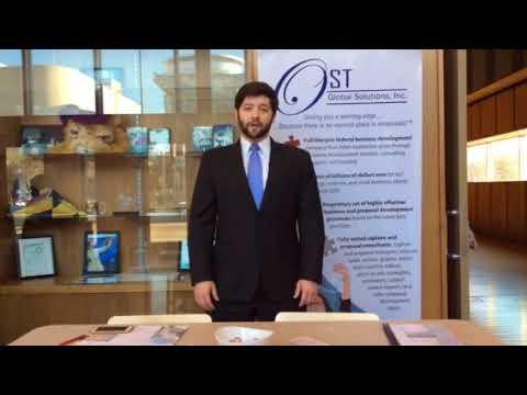 OST Global Solutions, Inc. Testimonial