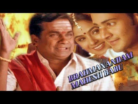 Brahmanandam   Mahesh Babu   Simran   Full HD Hindi Dubbed Comedy And Action Movie   thumbnail