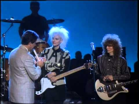 Dick Clark Interviews Til Tuesday - American Bandstand 1986
