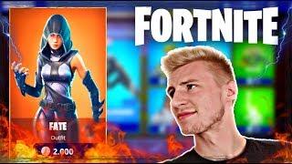 "NEW ""Fate"" SKIN LEGEND🔥 COMMUNITY ZOCKEN🔴Live Fortnite"