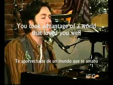 Rufus Wainwright - Going to a town (ing/esp)