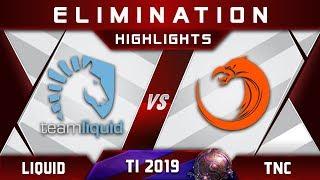 TNC vs Liquid TI9 [TOP 8] $850,000 The International 2019 Highlights Dota 2
