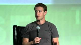 Fireside Chat With Facebook Founder and CEO Mark Zuckerberg