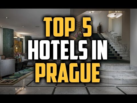Best Hotels In Prague, Czech Republic - Which Is The Best Hotel In Prague?