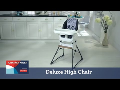 Deluxe High Chair designed by Jonathan Adler | Fisher-Price