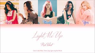 Watch Red Velvet Light Me Up video
