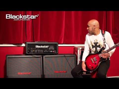 Blackstar Artist Spotlight: Vic Johnson of Sammy Hagar / The Waboritas, Series One 104EL34 user