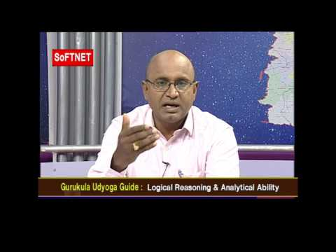 GURUKULAM || Logical Resoning & Analytical Ability  || LIVE INTERACTIVE SESSION With Siva Kumar
