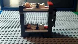 How To Make A Lego Star Wars Bunk Bed (tutorial)