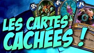 CARTES CACHÉES D